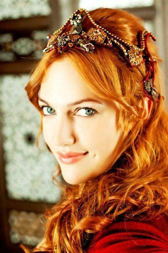 Urunler S4pko8b Meryem Uzerli Resimler 2 Jpg Beautiful Redhead Hair Beauty Red Hair