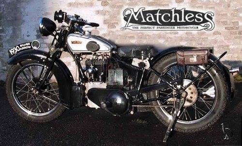Matchless 350 de 1951
