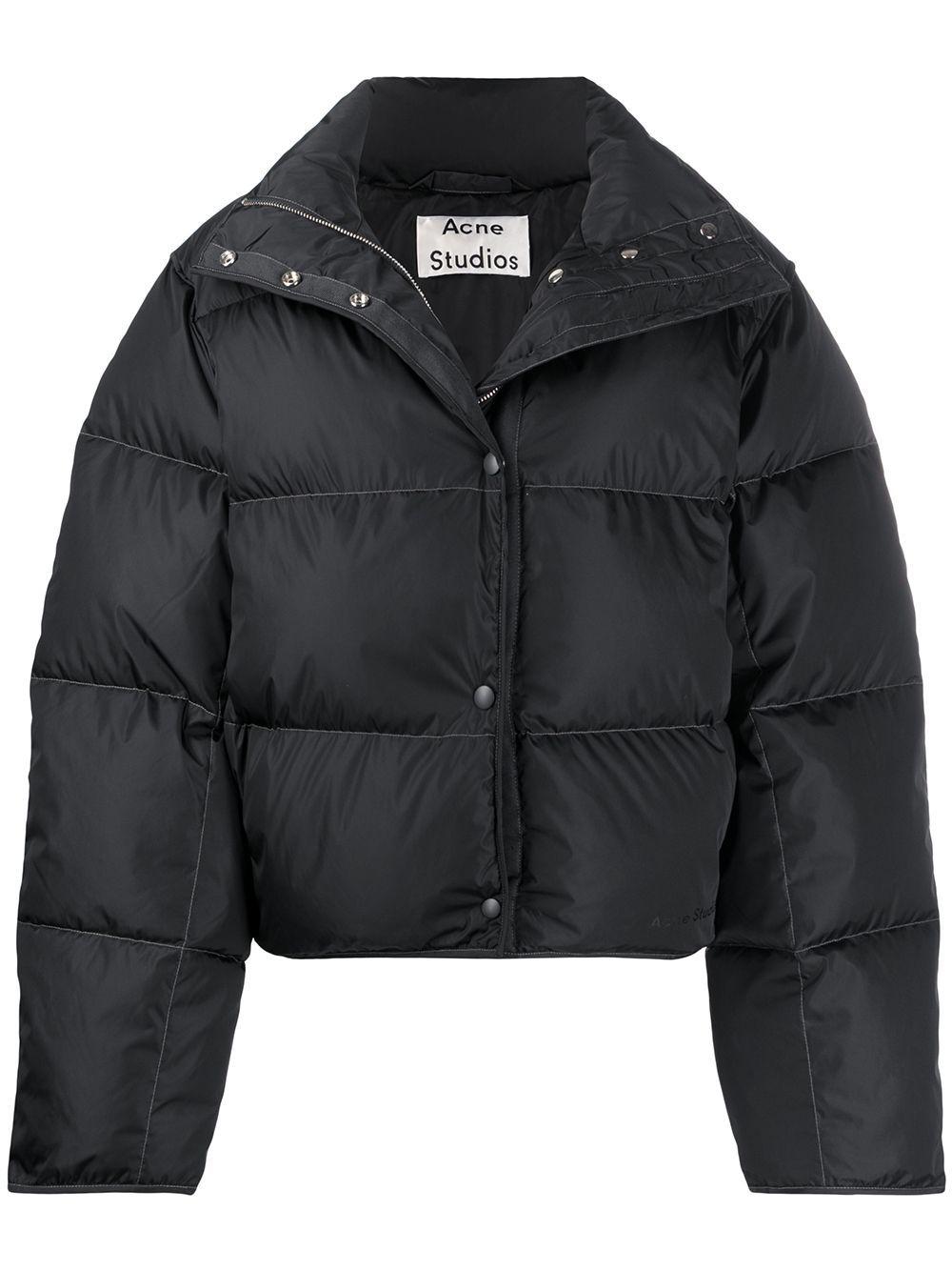 Pin By Jay Cee On Oooo Short Puffer Jacket Puffer Jacket Black Studio Shorts [ 1334 x 1000 Pixel ]