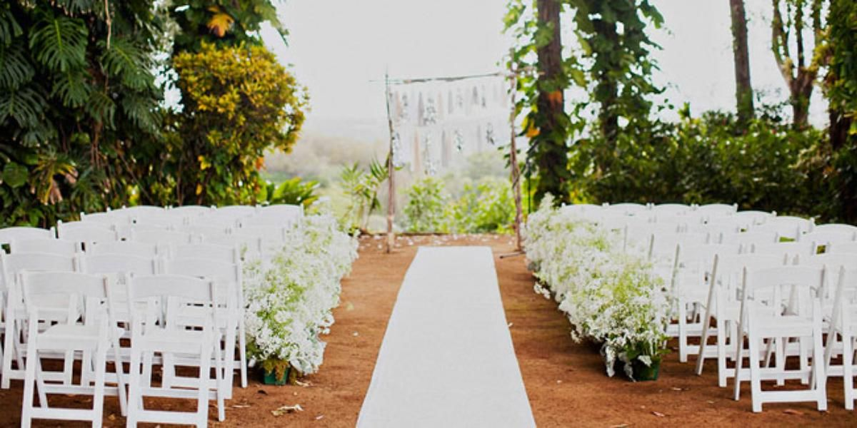 Sunset Ranch Weddings Get Prices For Oahu Wedding Venues