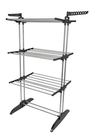 Greenway Gfr6000ss Stainless Steel Collapsible Vertical Drying