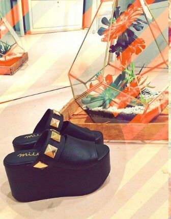 Zapatos miux