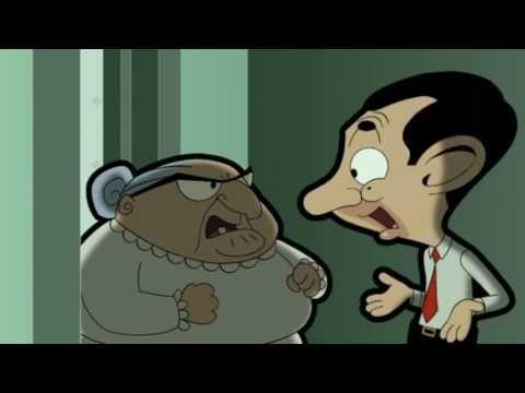 Mr Bean Bad Dream Animated Cartoons Funny Animated Cartoon Mr Bean