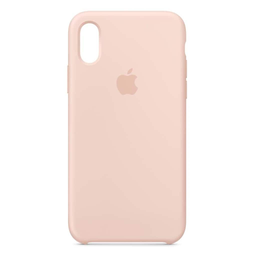 Apple Iphone Xs Silicone Case Pink In 2020 Silicone Iphone Cases Iphone Apple Iphone