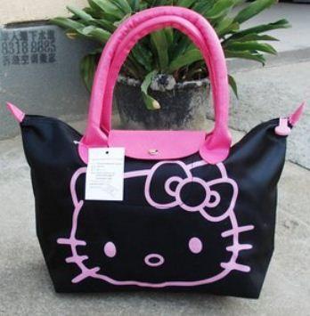 Great Hello Kitty Multipurpose Handbag/Tote in 4 Colors