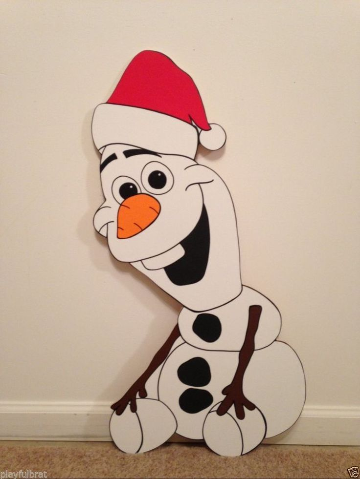 olaf frozen christmas yard art decoration 2 vnoce pinterest christmas christmas yard art and christmas yard