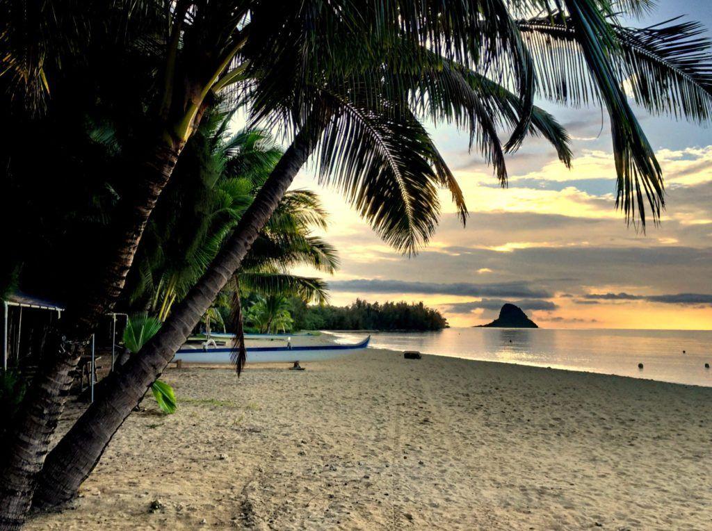 Beach Activities At Kualoa