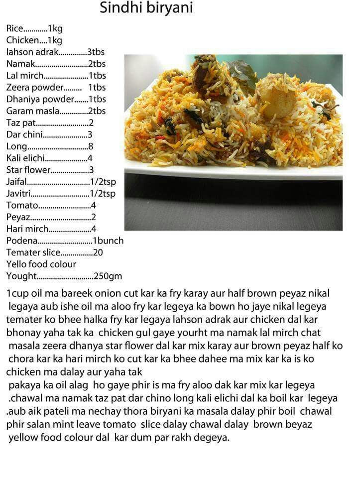 Sindhi biryani biryani corner pinterest biryani sindhi biryani biryani recipeindian forumfinder Image collections