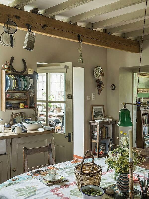 Pin by Pippa McBride on Da Cottage | Pinterest | Cottage kitchens ...