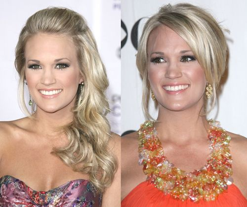 Carrie UnderwoodHairstyle
