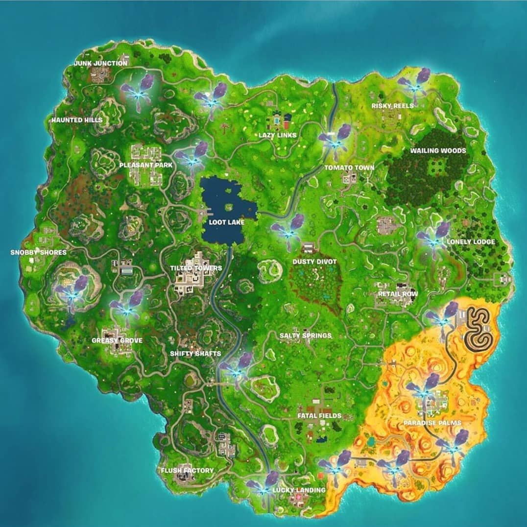 Like And Follow If You Want Back The Rift System Fortnite