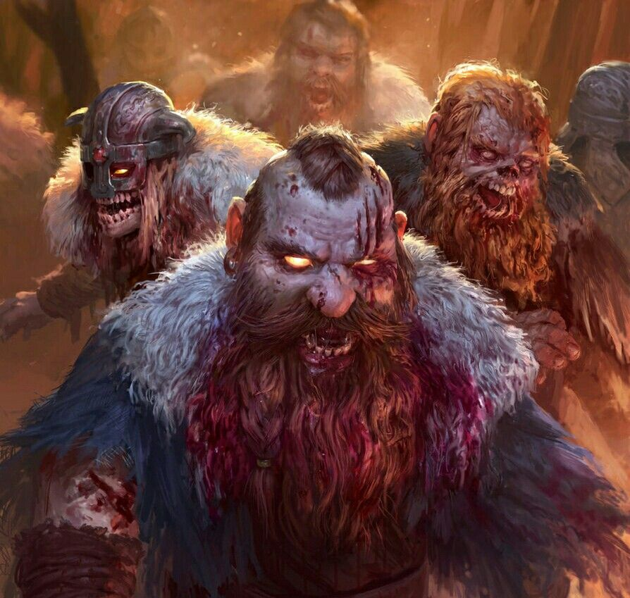Image result for dwarf ghouls