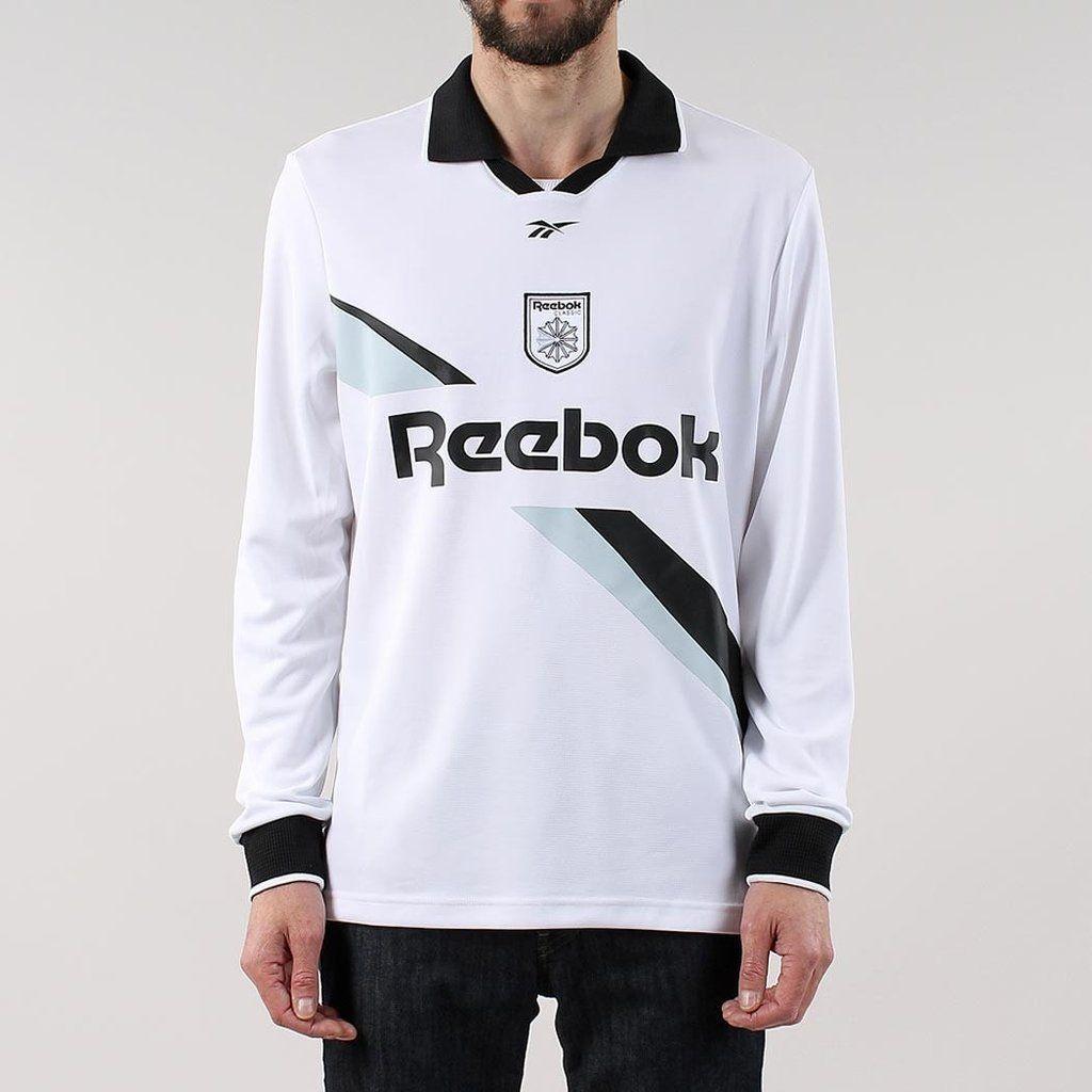 Reebok Long Sleeve Collared Training T-shirt