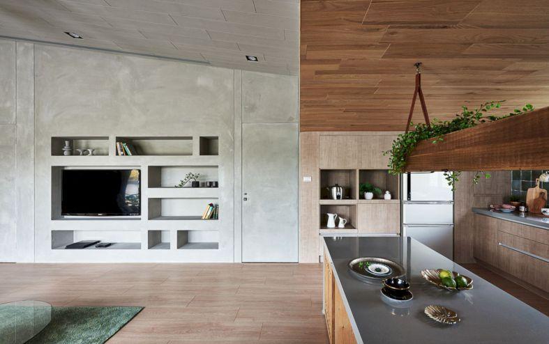 Sei alla ricerca di idee per arredare la tua casa in modo particolare? Time Tunnel A Freestanding House With Modern Interior And Old Japanese Style Arredamento Casa Arredamento Architettura