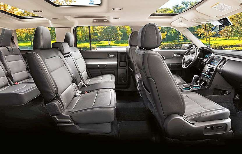 2019 Ford Flex Interior And Exterior Ford Flex Interior