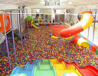 I Love The Ball Pit I Used To Pretend It Was A Pool