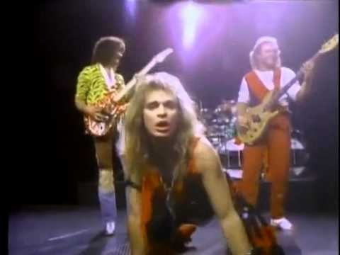 Van Halen Jump Hq Music Video Youtube Videos Music Music Videos Van Halen