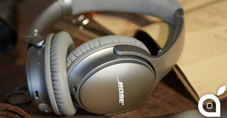 Bose ha svelato le sue nuove cuffie wirless della linea Quiet e SoundSport 78de90b9b8d8