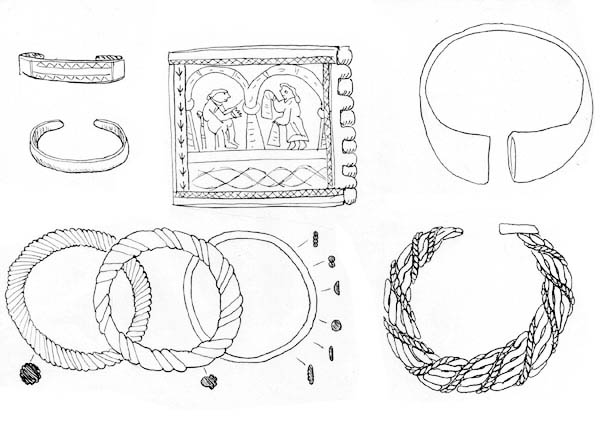 Bracelets Jewelry Collections Coloring Page Coloring Sky Coloring Pages Jewelry Collection Jewelry