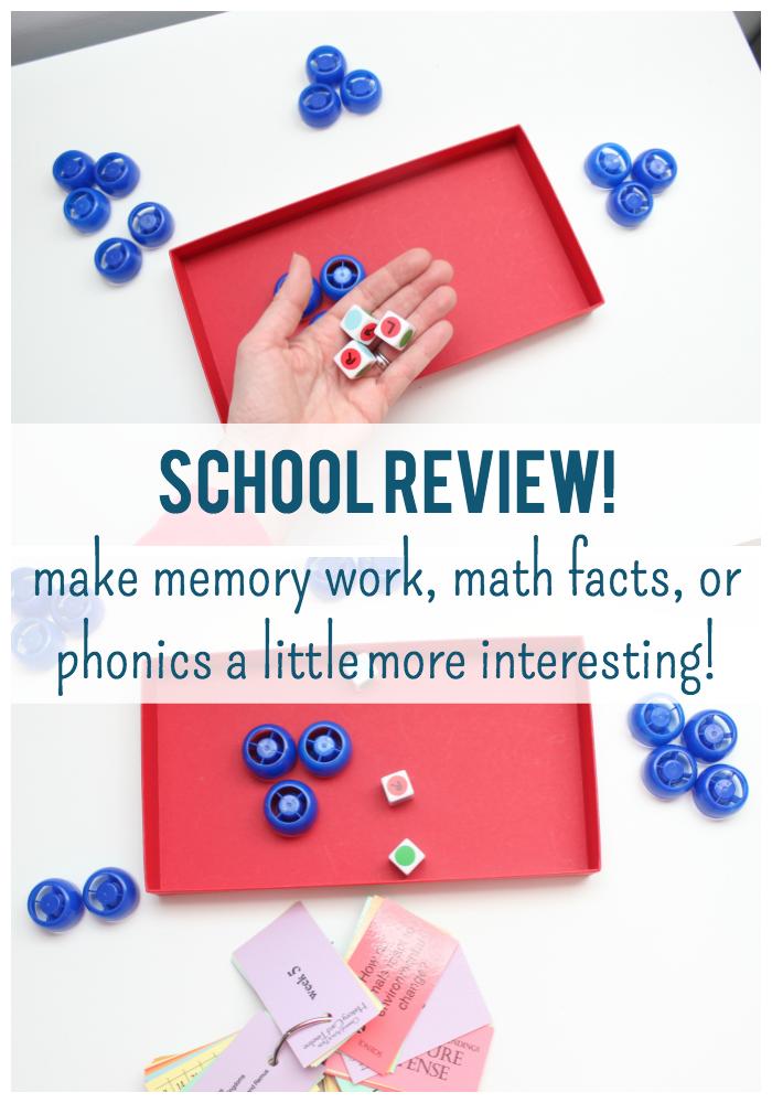 Make School Review More Interesting School Reviews Student Games Afterschool Activities