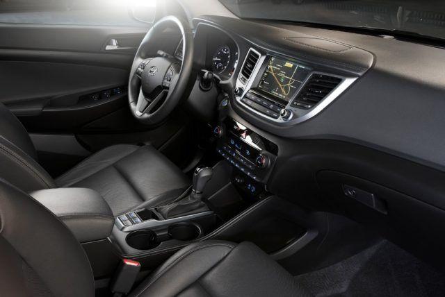 Hyundai Tucson 2016 Interior With Images Hyundai Tucson