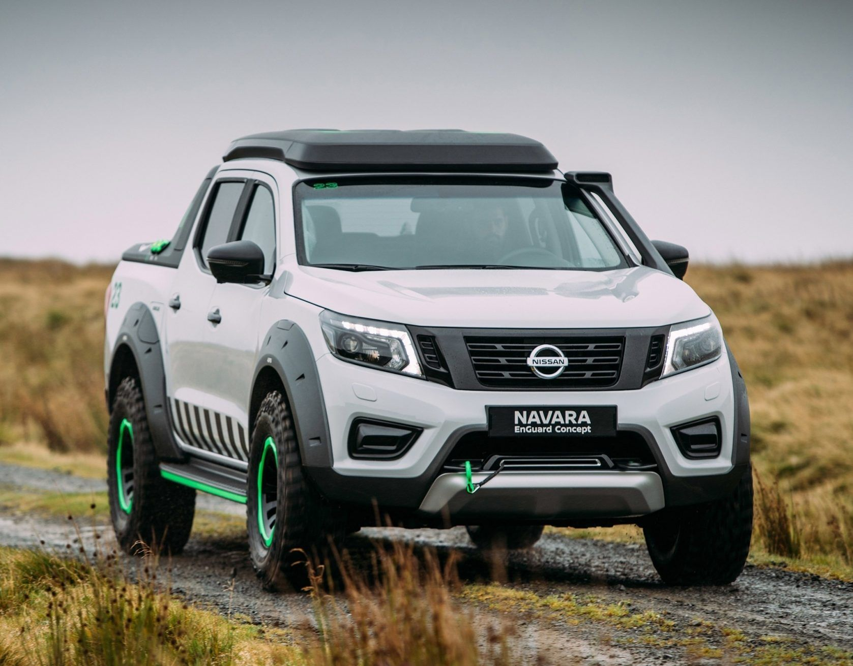 The 2020 Nissan Navara Is A Midsize Pickup That Provides