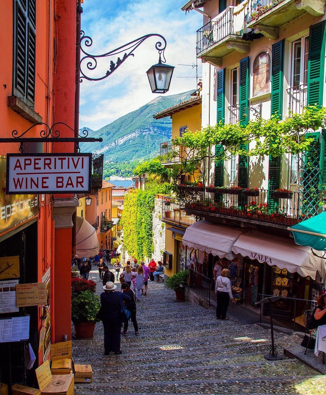 Laggio Como, Italy