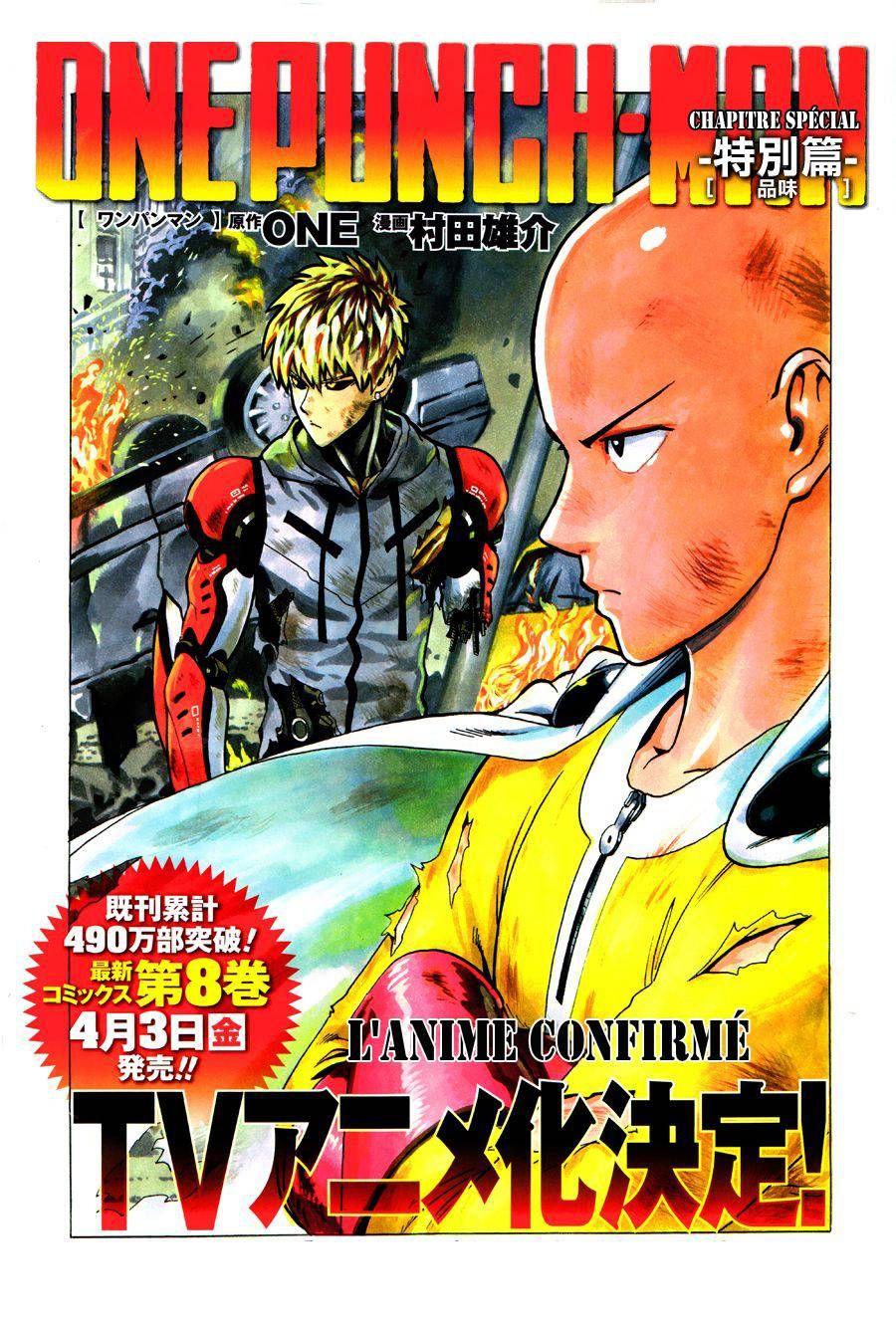 Épinglé par LunaOgawa sur Manga en 2020 Punch man