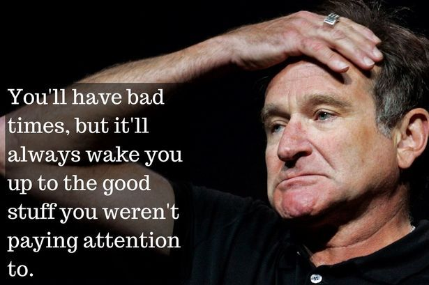Robin Williams Quotes | Robin Williams 7 Funny And Inspirational Quotes From The Legend And