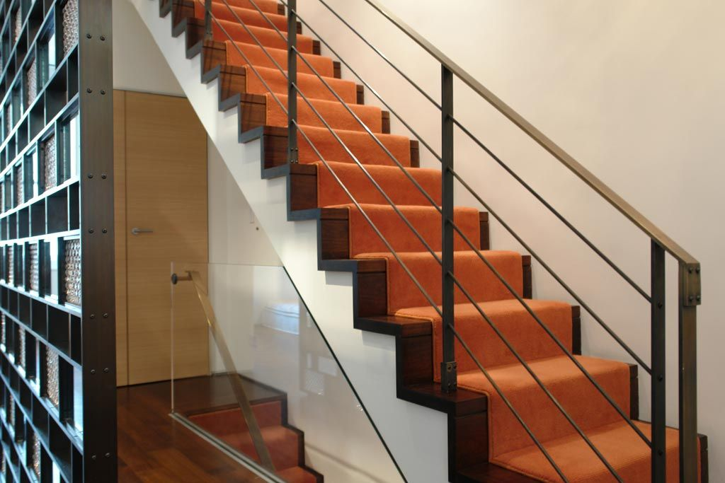 Best Carpeted Stairs Suitable For A Home With Kids 400 x 300