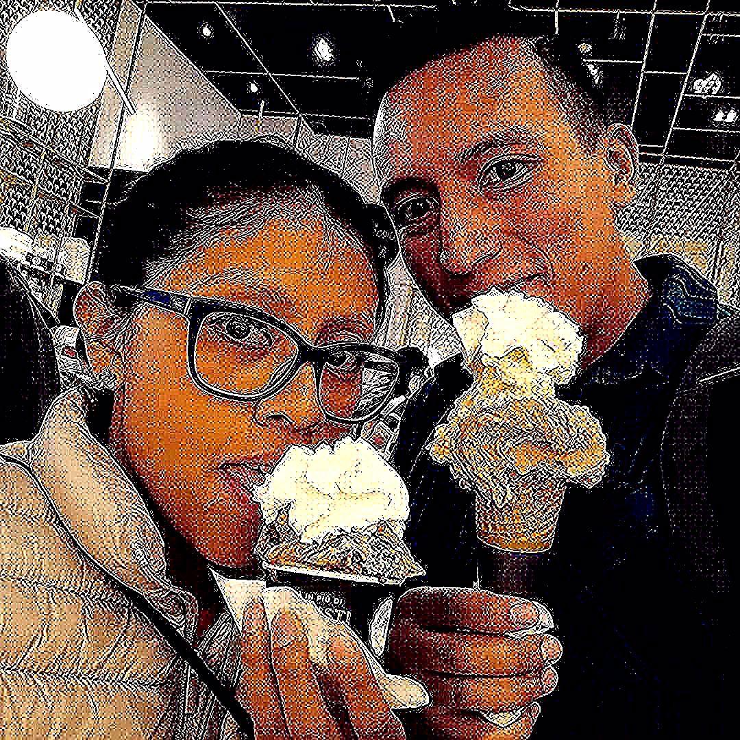 A delicious gelato #italianfood #italiandessert #gelato #italiangelato #italy #rome #icecream #dessert #gelateriadellapalma #いただきます #アイスクリーム #ジェラート #デザート #イタリアのデザート #イタリア料理 #美味しい #イタリア #ローマ #vacations #familytrip2019 #甘い #sweet