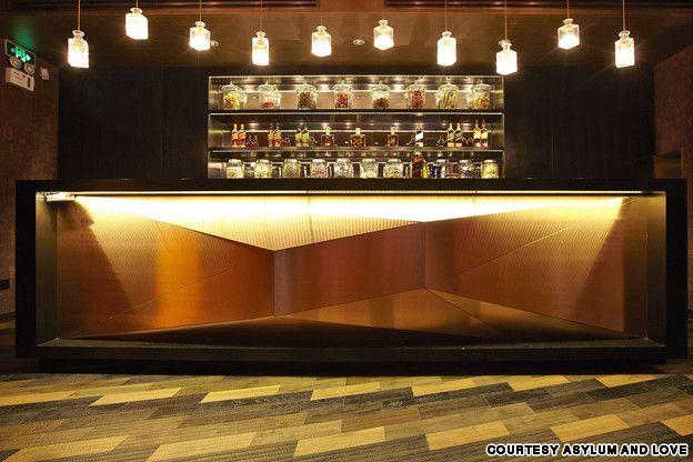 Johnnie Walker House    Bar