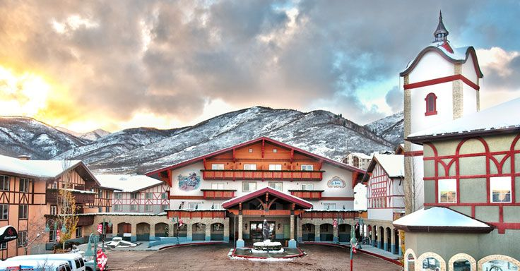 America S Swiss Resort In Utah Rocky Mountains Only An Hour From Salt Lake International Airport