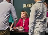 Outside groups go to war over Hillary Clinton book