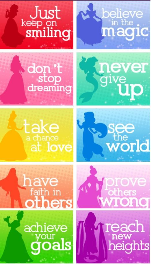 Famous Inspirational Quotes Classy Disney Princesses Famous Inspirational Quotes  Disney  Pinterest .