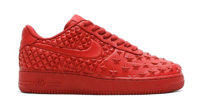 nike air force 1 lv8 vt star pack red cells