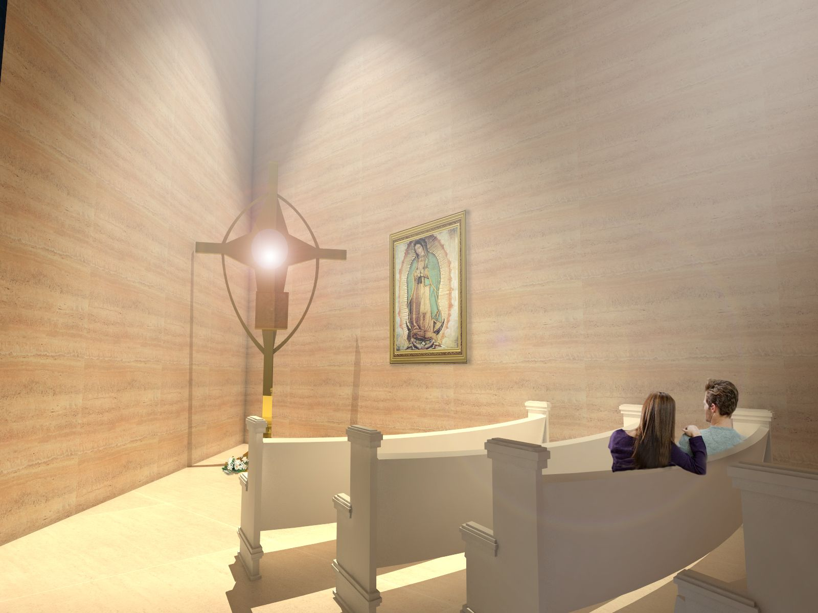 Proyecto  Parroquia Guadalupe