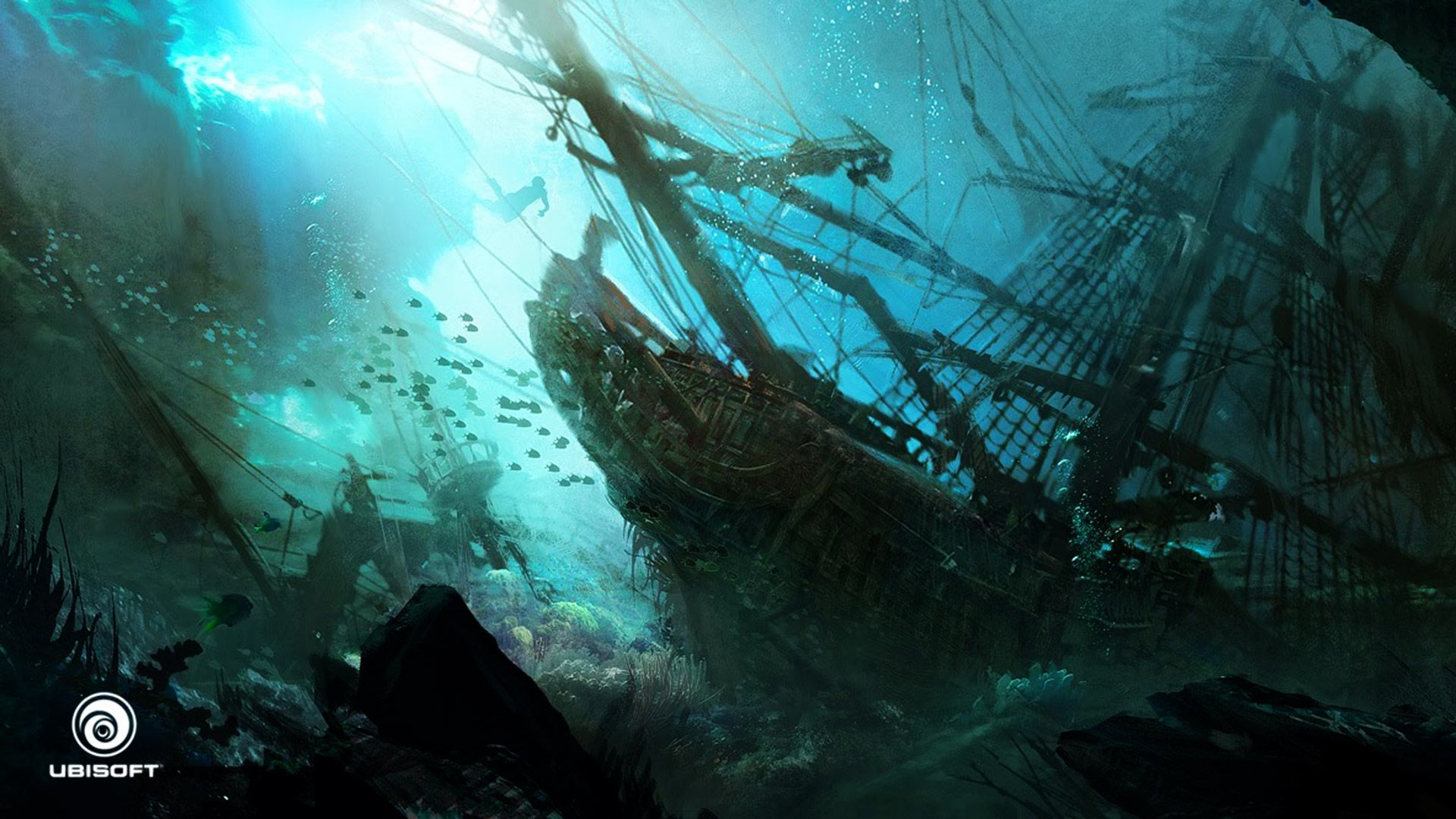 Free Assassins Creed Iv Black Flag Wallpaper In 1920x1080