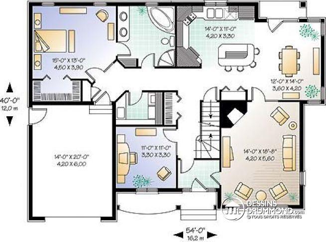 W2605 - Superbe maison à étage avec 3 à 4 chambres (ou ...