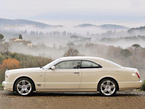 Bentley Brooklands 2008 - 12 December 2012 - Autogespot