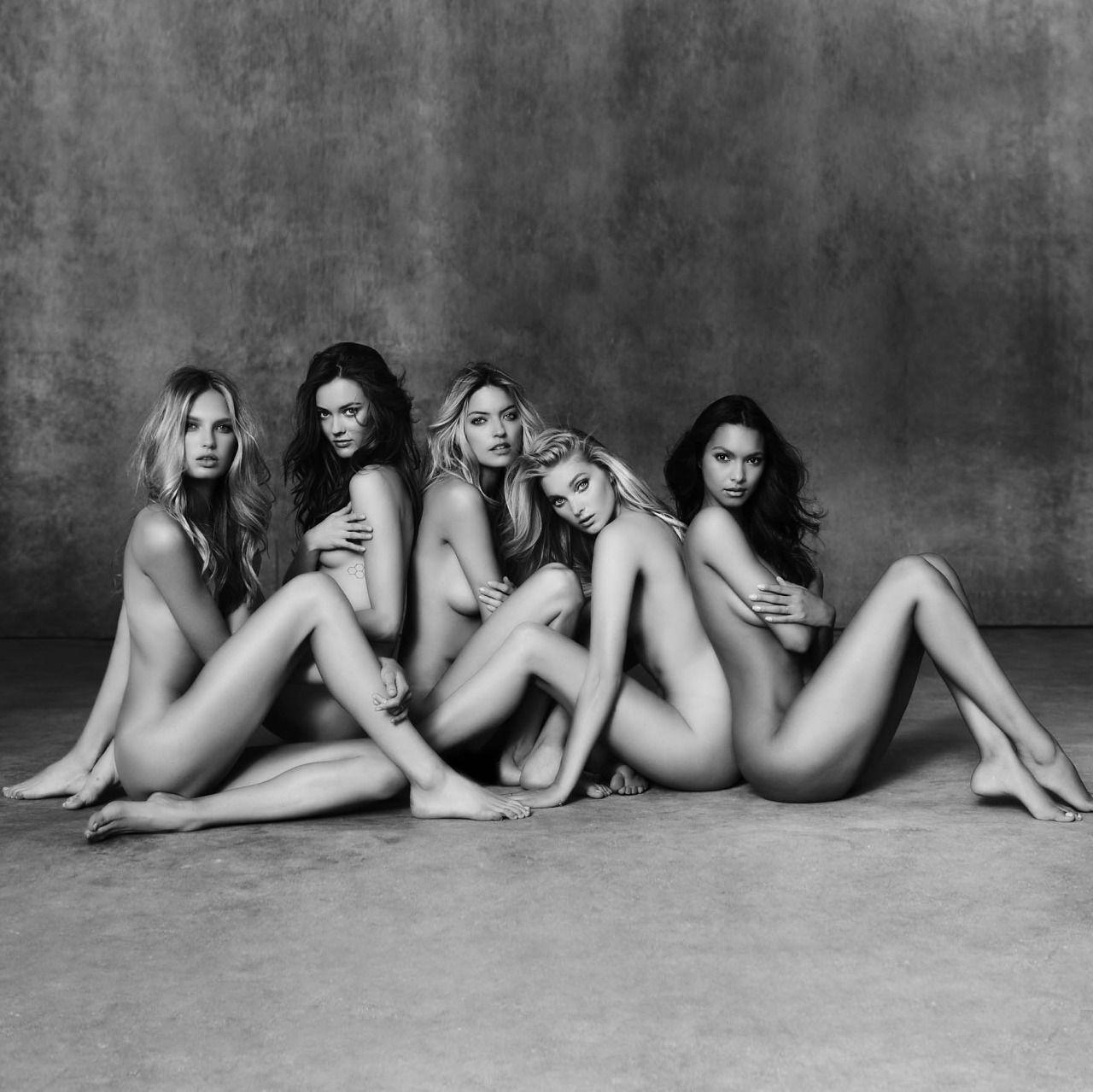 Art nude models