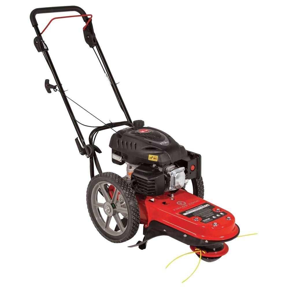 Fields Edge 173cc Gas Walk Behind String Trimmer M200 The Home