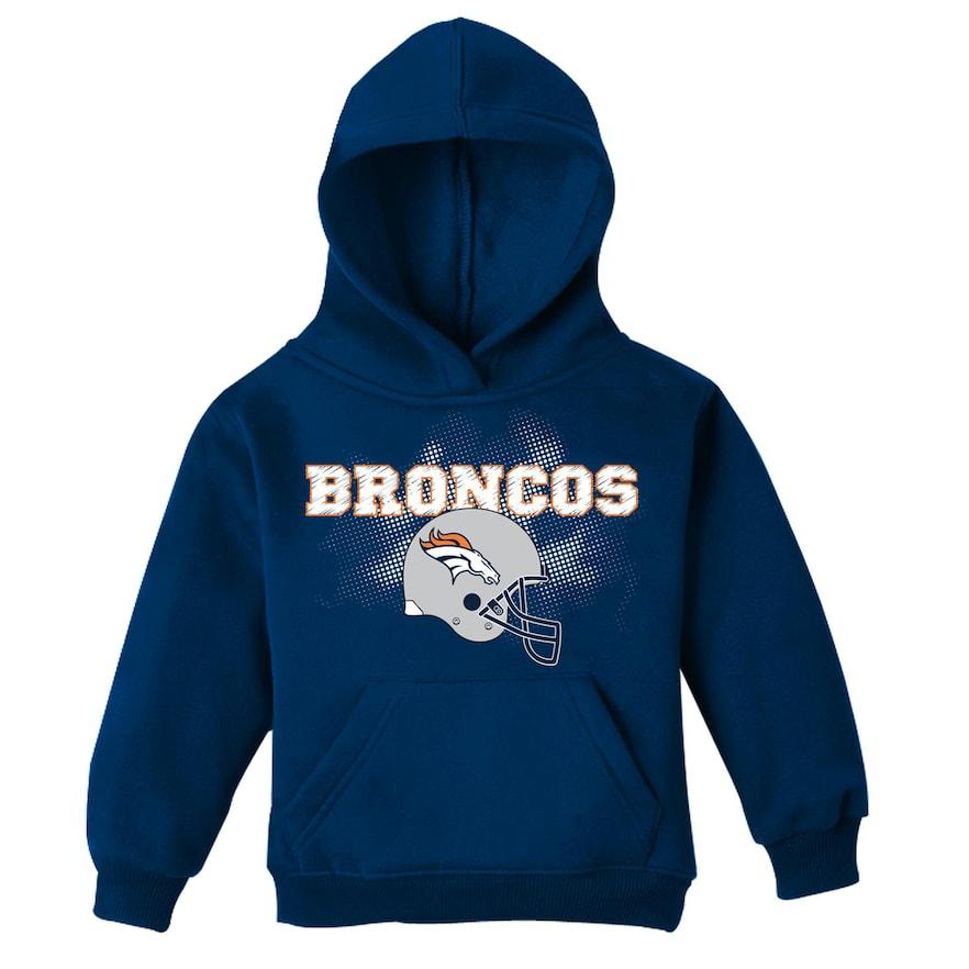buy online 30fe8 99c19 Denver Broncos Fleece Hoodie - Toddler | Products | Fleece ...