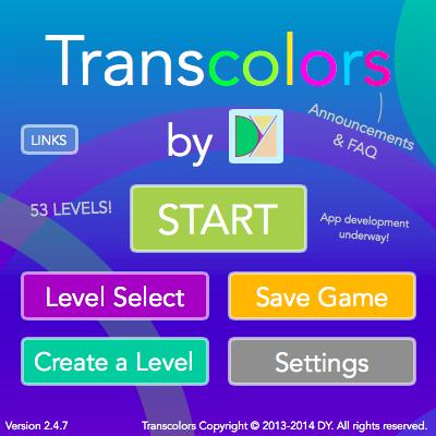 Transcolors On Khan Academy Version 2 0 Darryl Yeo Khan Academy App Development Games