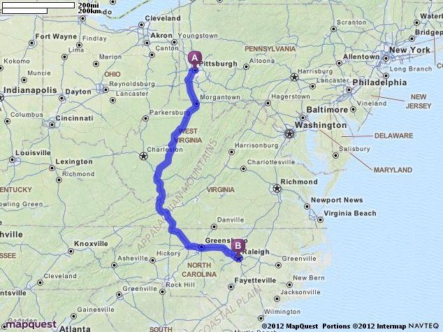 Mapquest Lexington North Carolina Itb2cstore
