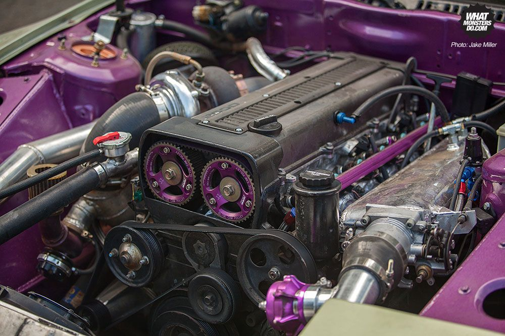 Scott's Twincharged 1JZ RX7 FC | Nice Rides jdm | Rx7, Jdm