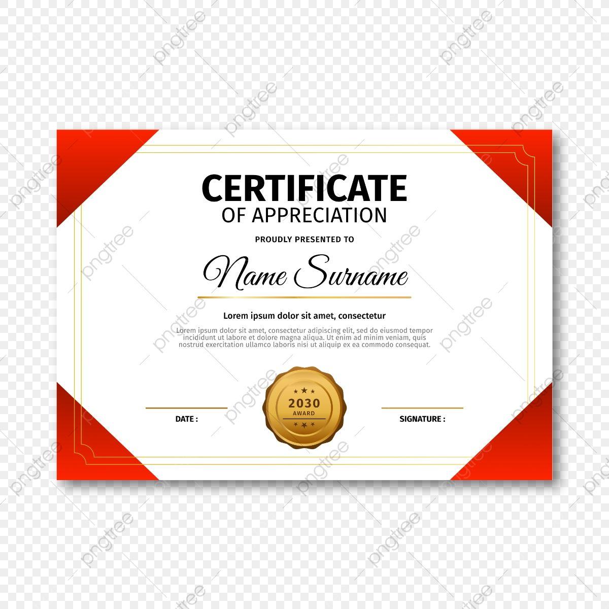 Pin By Marco Escalante On Espanol In 2021 Certificate Of Appreciation Certificate Red And Gold Certificado de agradecimiento y apreciacion