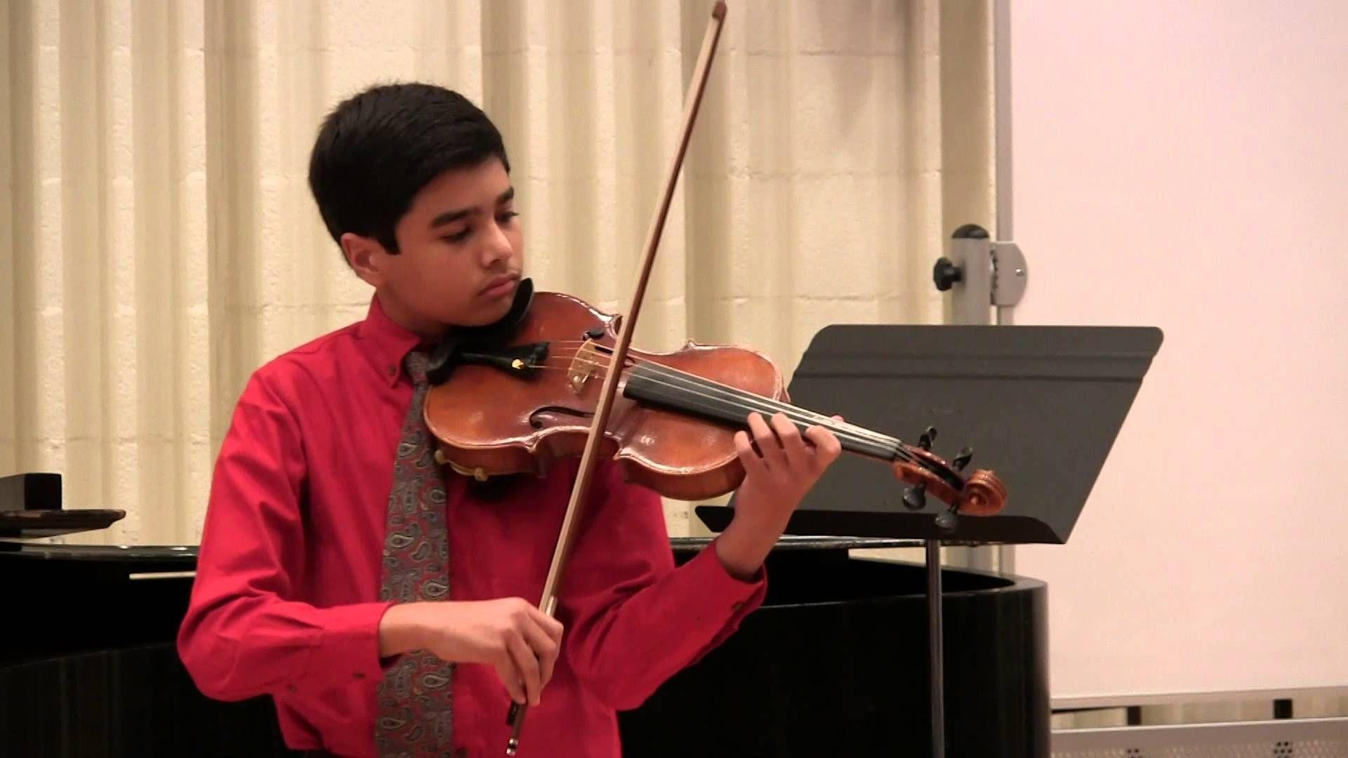 Symphonie Espagnole mvmt 5 - Shomya Mitra