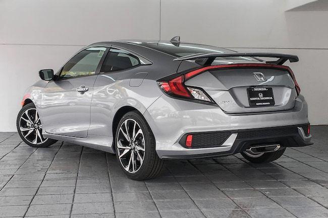 Santa Monica Honda >> New 2018 Honda Civic Si Coupe In Santa Monica Start Your