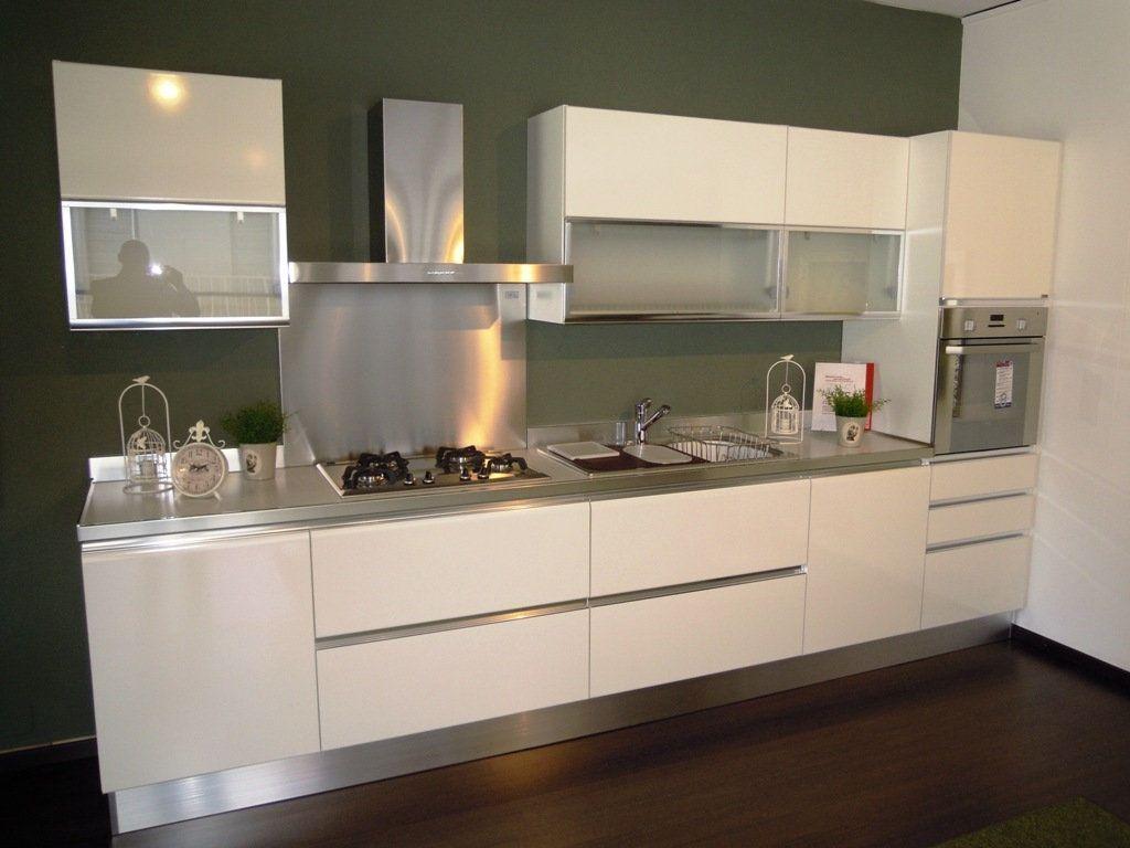 CUCINA SCAVOLINI TESS 3121 - Cucine a prezzi scontati | Kitchen ...
